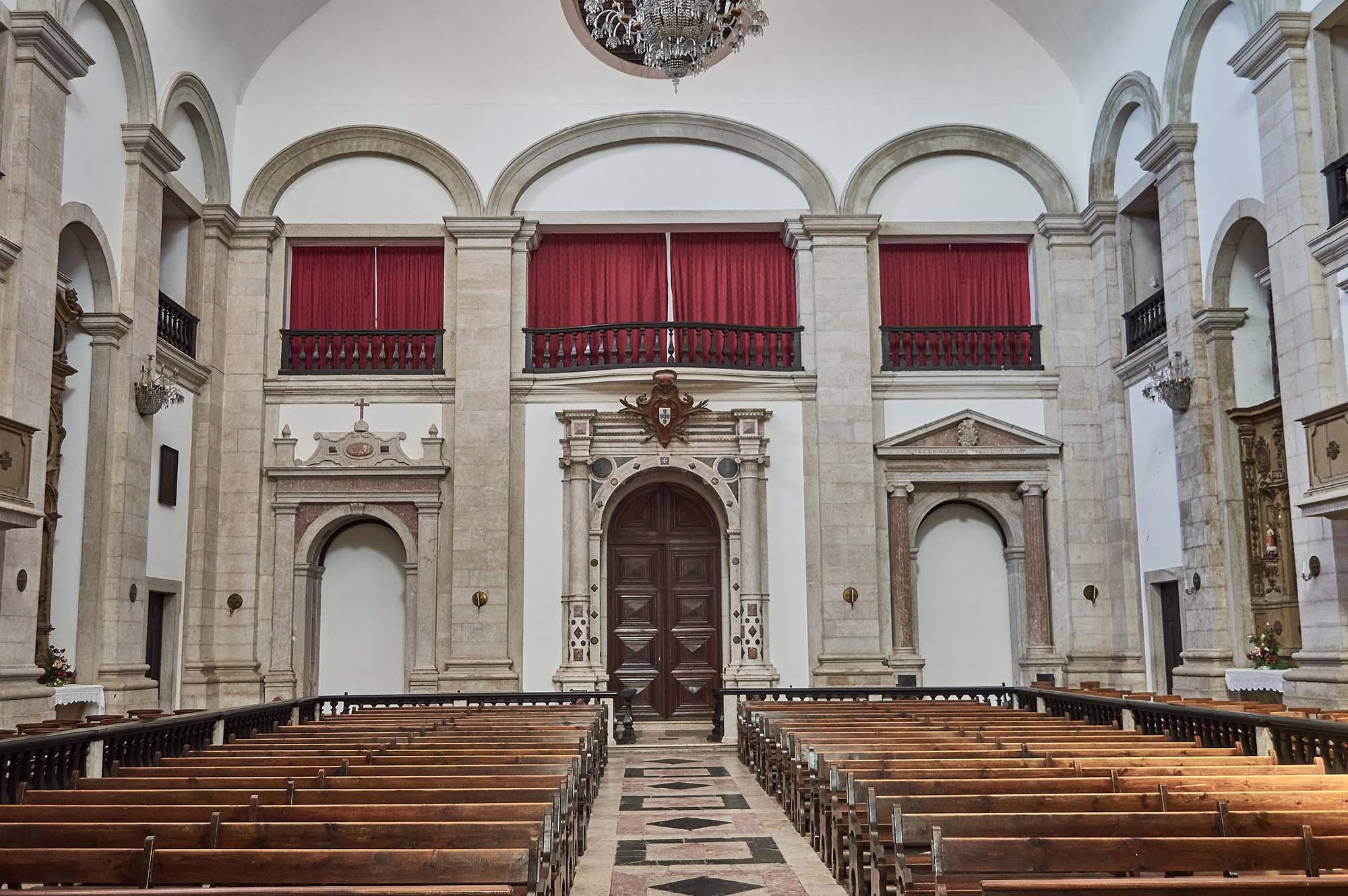 Mosteiro de Odivelas - Igreja
